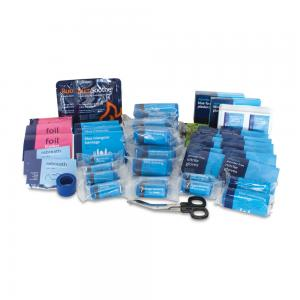 REFILL FOR BS8599-1 LARGE WORKPLACE CATERING FIRST AID KIT